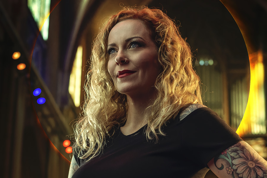 Anneke van Giersbergen Goes to Church