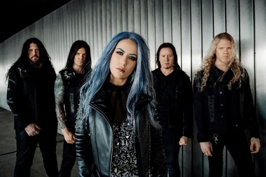 Arch Enemy + Behemoth + Carcass + Unto Others